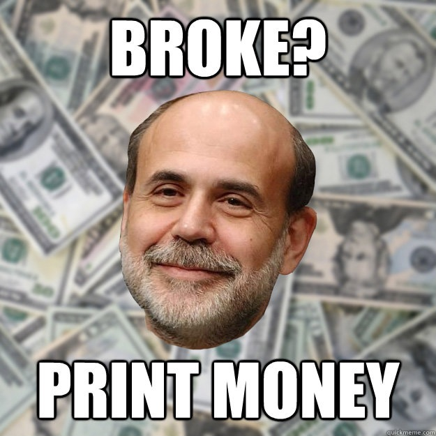 FedPrintsOurMoney