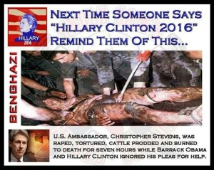 BenghaziMurderAmbassadorStevensHillary