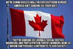 CanadaNeedsToBuildAWall