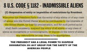 LawPresidentCanSuspendImmigration1200X710