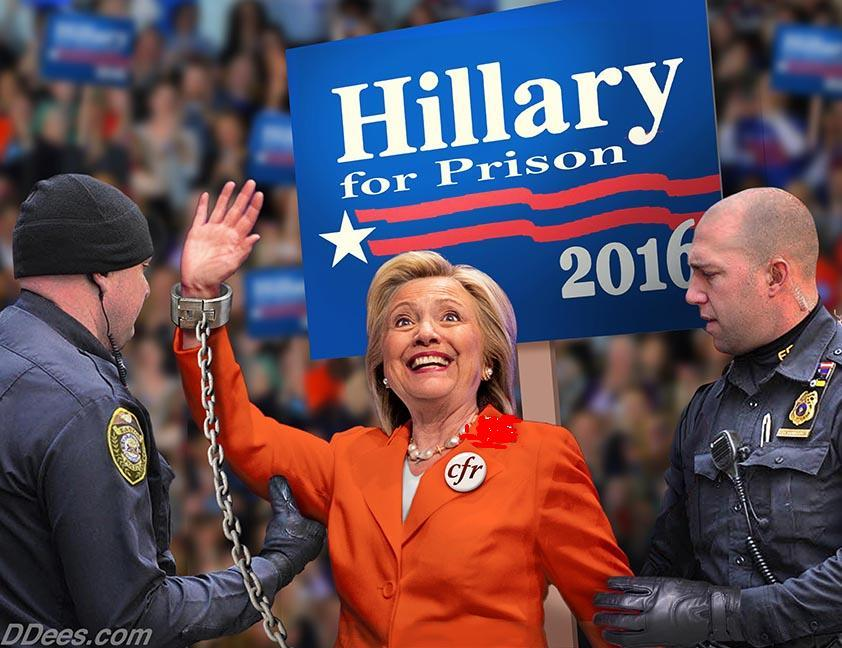 Hillary for Prison2
